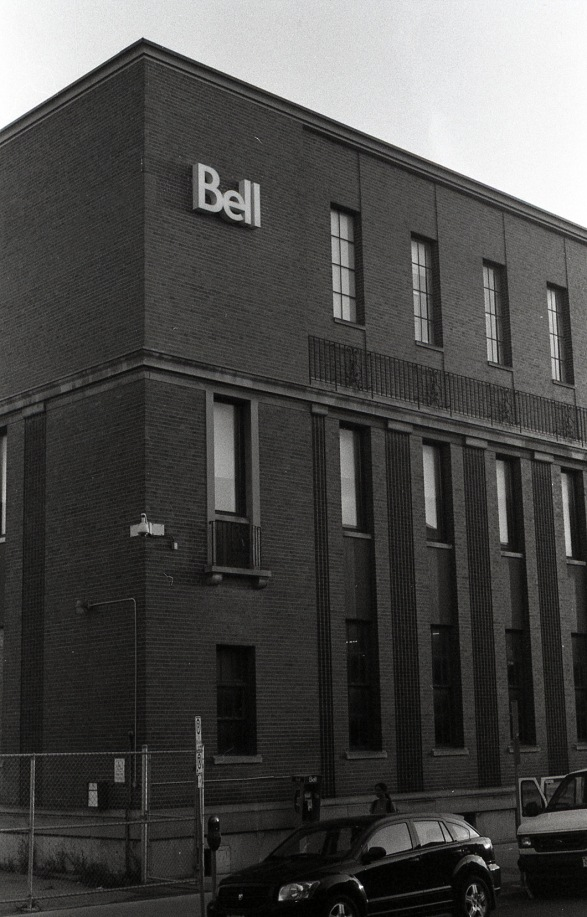 Bell Building, Hunter Street, Peterborough, Ontario