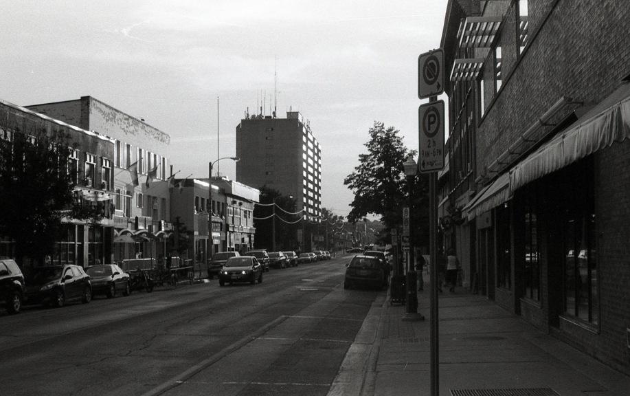 Charlotte St., Peterborough, Ontario